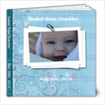 Bella Book - 8x8 Photo Book (20 pages)