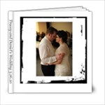 wedding book for mom&dad bohlen - 6x6 Photo Book (20 pages)