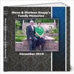 Knapp s Family Book - 12x12 Photo Book (80 pages)