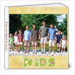 MOM Book - 8x8 Photo Book (20 pages)