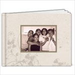dennis family - 9x7 Photo Book (20 pages)