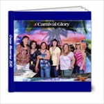 Cruise - 6x6 Photo Book (20 pages)