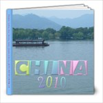 China 2010 - 8x8 Photo Book (39 pages)