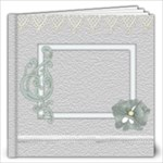 Winters Blessing Book 12x12 - 12x12 Photo Book (20 pages)