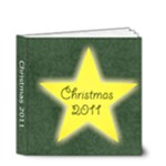 Christmas Mini Book - 4x4 Deluxe Photo Book (20 pages)