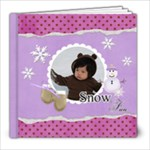 8x8- Snow Fun - 8x8 Photo Book (20 pages)