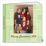 Kristen s Christmas Book 2010 - 8x8 Photo Book (20 pages)