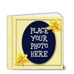 Lilies 4x4 - 4x4 Deluxe Photo Book (20 pages)