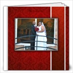 Wedding Book - 12x12 Photo Book (20 pages)