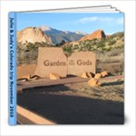 colorado trip - 8x8 Photo Book (80 pages)