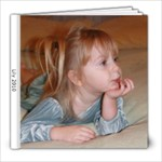 Lily 2010 - 8x8 Photo Book (20 pages)