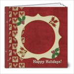 Happy_Holidays - 8x8 Photo Book (20 pages)