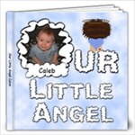 Our Little Angel Boy 12x12 - 12x12 Photo Book (20 pages)