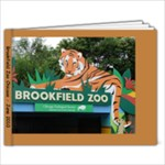 Zoo 8x8 - 9x7 Photo Book (20 pages)