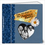 Always Be Family 12X12 Photo Book - 12x12 Photo Book (20 pages)