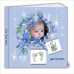 Child s 8x8 book to copy :) - 8x8 Photo Book (20 pages)
