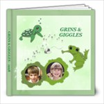 Grins & Giggles Children Book - 8x8 Photo Book (20 pages)