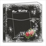 Wedding Book to Copy - 8x8 Photo Book (20 pages)
