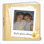 Dad s book - 8x8 Photo Book (20 pages)