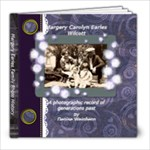 margery earls picture history - 8x8 Photo Book (20 pages)