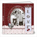 My Love 8X8 Photo Book - 8x8 Photo Book (20 pages)