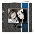 boo - 8x8 Photo Book (20 pages)
