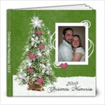 Christmas Memories Book 2 Copy 8x8 20 pg - 8x8 Photo Book (20 pages)