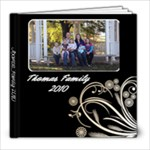 2010 - 8x8 Photo Book (80 pages)