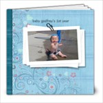 mine - 8x8 Photo Book (20 pages)