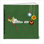 Christmas 2010 - 6x6 Photo Book (20 pages)