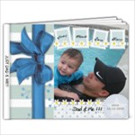 Dad & me - 7x5 Photo Book (20 pages)