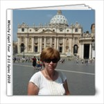 Italy - 8x8 Photo Book (20 pages)