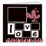 my valentine 8x8 (20 pages) - 8x8 Photo Book (20 pages)