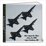 Air Show 2010 - 8x8 Photo Book (20 pages)
