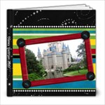 Magical Disney - 8x8 Photo Book (20 pages)