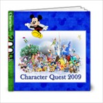 characters 2009 - 6x6 Photo Book (20 pages)