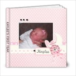 Kaylee s First Year - 6x6 Photo Book (20 pages)
