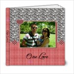 One Love 6x6 23p - 6x6 Photo Book (20 pages)