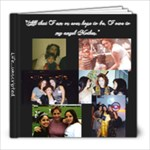 Lifetime Photo Book - 8x8 Photo Book (30 pages)