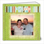 Our Mexico Trip - 8x8 Photo Book (20 pages)