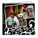 mhelan s trip - 8x8 Photo Book (20 pages)