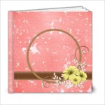 6x6 20pages color me happy - 6x6 Photo Book (20 pages)