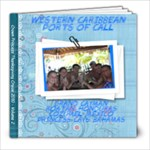 Ports of Call - Thanksgiving Cruise 2010 - 8x8 Photo Book (30 pages)