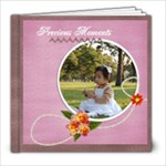 8x8 20 pages precious moments - 8x8 Photo Book (20 pages)