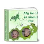 Our Little Christopher - 4x4 Deluxe Photo Book (20 pages)