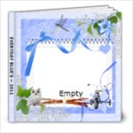 Everyday Blue s 8x8 20 pg - 8x8 Photo Book (20 pages)