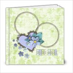 6x6 Baby Mine Album - 6x6 Photo Book (20 pages)
