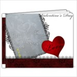valentine book for gus - 9x7 Photo Book (20 pages)