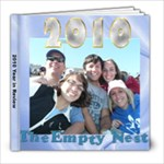 2010 Year in Review - 8x8 Photo Book (30 pages)