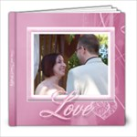 Love 8x8 Photo Book - 8x8 Photo Book (20 pages)
